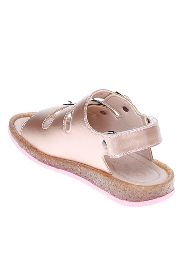Pink&Orange Sandalet Bronz
